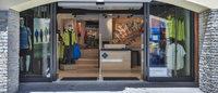 Columbia : la boutique de Chamonix rénovée en vue de l'UTMB