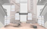 Valentino vai abrir pop-up na Printemps, em Paris