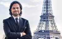 Rahul Mishra limbers up for Paris Haute Couture Week