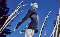 Manequins robóticos estrelam campanha de tecidos tecnológicos