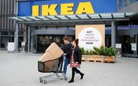 Investments, raw material prices weigh on main Ikea retailer's profit
