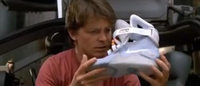 Nike: Back to the Future 2 sneakers available in 2015?