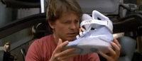 Nike : les chaussures de Retour vers le futur 2 disponibles en 2015?