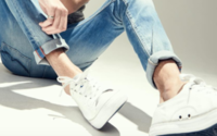 UK men spend more on shoes than women, trainers are key