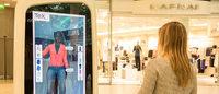 Carrefour installe des cabines d'essayage virtuelles dans ses hypermarchés