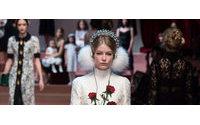 A 'mamma' italiana inspira a Dolce & Gabbanna