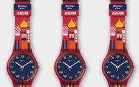 Swatch выпустил коллекцию, посвященную Москве