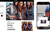 Balmain to open new Paris store, launches revamped website with YNAP