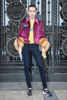 Street Fashion Paris N303
