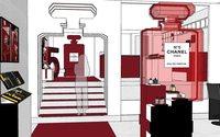 Поп-ап Chanel на Патриарших обновляется к Рождеству