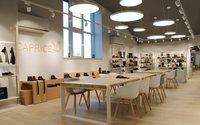 Caprice eröffnet neuen Showroom