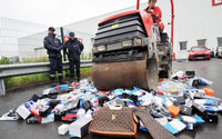 Counterfeit goods cost 800,000 jobs each year in Europe