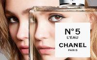 Chanel представила новое рекламное видео с Лили-Роуз Депп