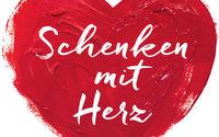 """Douglas Charity-Weihnachtsaktion 2017 """"Schenken mit Herz"""""""