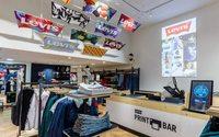 Levi's dévoile une deuxième boutique Gen Z à Utrecht