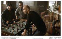 Louis Vuitton lässt Fussball-Ikonen kicken