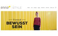 Enna Style: Waschbär launcht neues Slow Fashion Label