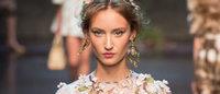 Mailand macht Mode mit Metall, Antike und Exotik