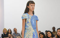 ThreeASFOUR debuts 3D printed dress with Stratasys at NYFW