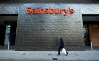 Sainsbury's follows rivals in paying business rates during pandemic