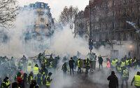 """Los chalecos amarillos causan daños """"irreversibles"""" en Francia para algunas marcas"""