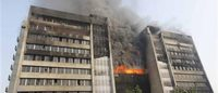 Huge Bangladesh fire destroys key garments factory