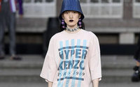 Kenzo goes all Asian in the season's final show