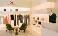 Первый временный бутик Ulyana Sergeenko открылся в Петровском Пассаже