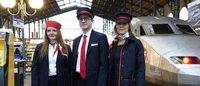 La SNCF dévoile ses nouvelles tenues