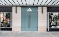 Adidas se renforce sur les axes majeurs parisiens