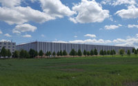 Lesara nimmt Distributionszentrum in Erfurt in Betrieb