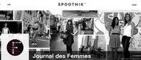 Le Journal des Femmes ouvre son corner sur Spootnik