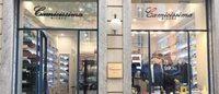 Camicissima raddoppia in Svizzera con nuovo store a Lugano