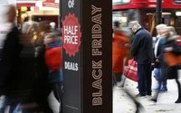 UK Black Friday interest soars as consumers look for one-off deals