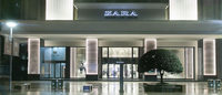 Zara abre una tienda insignia en Shanghái