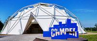 Vitra setzt Pop-up-Projekt für Camper in Szene