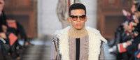 Designer Tommy Hilfiger präsentiert Karo-Kollektion in New York