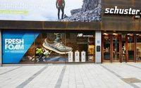 New Balance startet Pop-up Store bei Sport Schuster in München