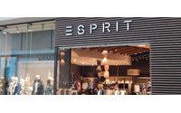 Esprit: a European sales decline limited to 6.2&nbsp&#x3B;%