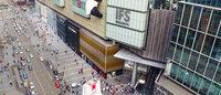 """Chengdu IFS festeggia due anni con l'inaugurazione della """"Passerella internazionale della moda"""""""