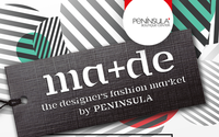Fashion Market reúne criações de designers no Península Boutique Center