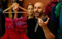 Le couturier palestinien d'Hollywood Rami Kashou ouvre boutique dans les Territoires occupés