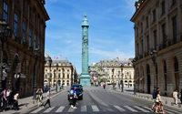La rue Saint-Honoré, au coeur du dynamisme commercial parisien
