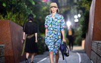 Rebecca Leigh Longendyke's impressive Fashion Month