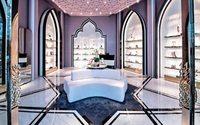 Первый магазин Aquazzura открылся в Дубае