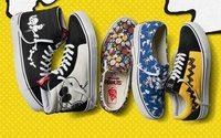 Бренд Vans выпустил очередную коллекцию с персонажами Peanuts