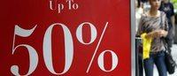 最新研报称:美国75%的服装消费者都会光顾折扣店