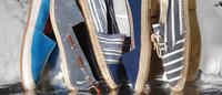 Jeans ganha destaque em espadrilhes e slip-ons no verão 2015