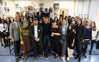 David Beckham, Adwoa Aboah join BFC to launch new fashion apprenticeship