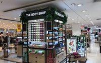 The Body Shop debuts shop-in-shop in El Corte Ingles